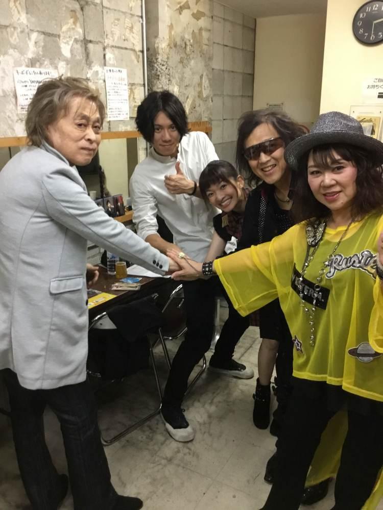 名古屋アニソン特撮ライブお疲れ様でした!_d0155569_16425437.jpg