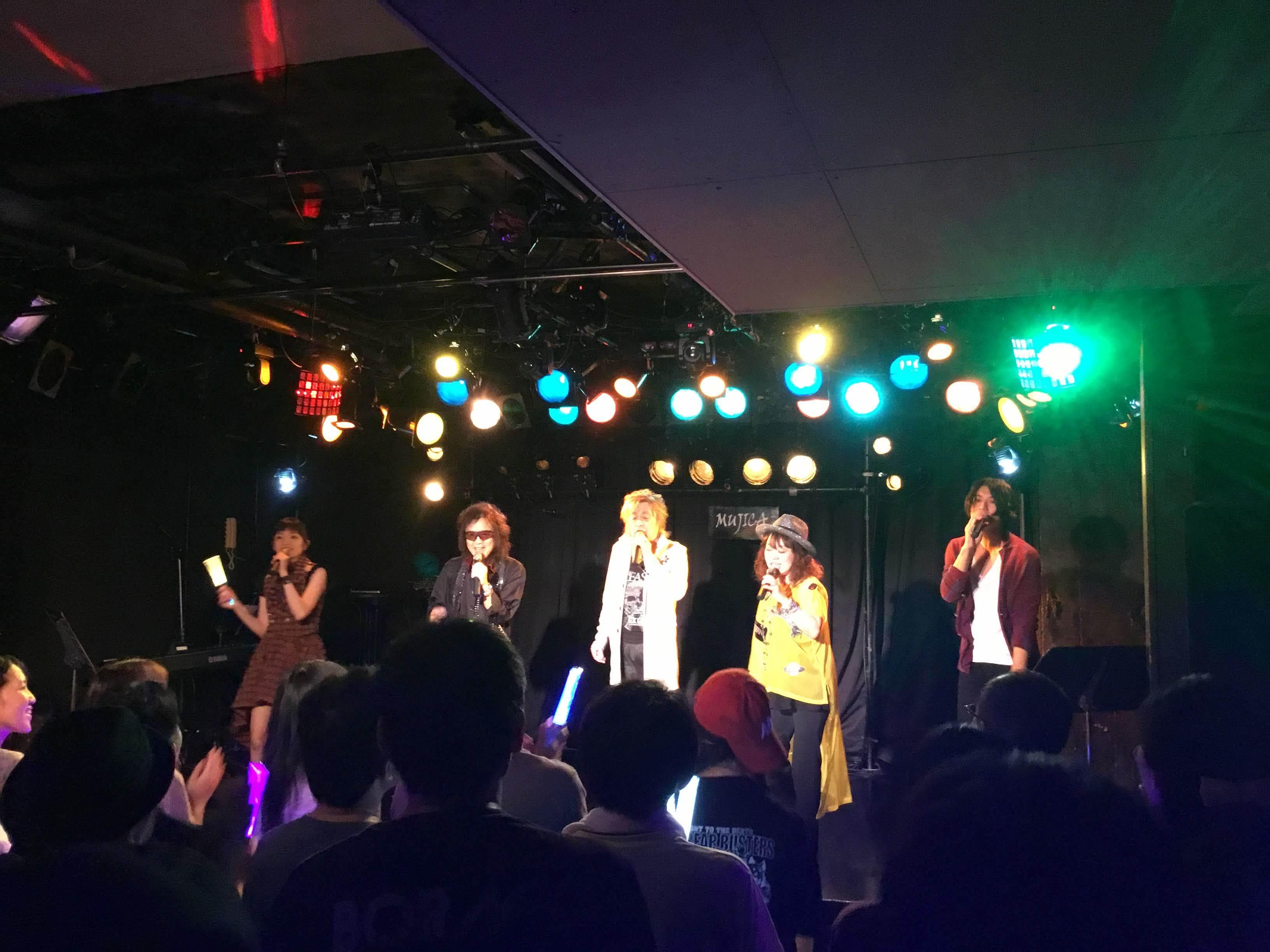 名古屋アニソン特撮ライブお疲れ様でした!_d0155569_16441618.jpg