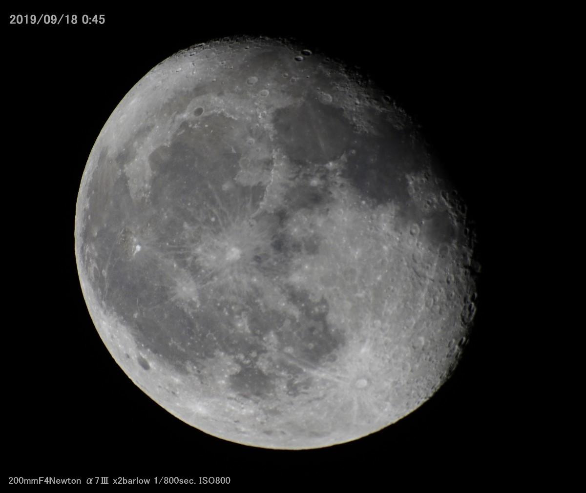 なんちゃってR200SSの筒で遊ぶ(2) AZ-GTiに載せて月を撮る_a0095470_23103044.jpg