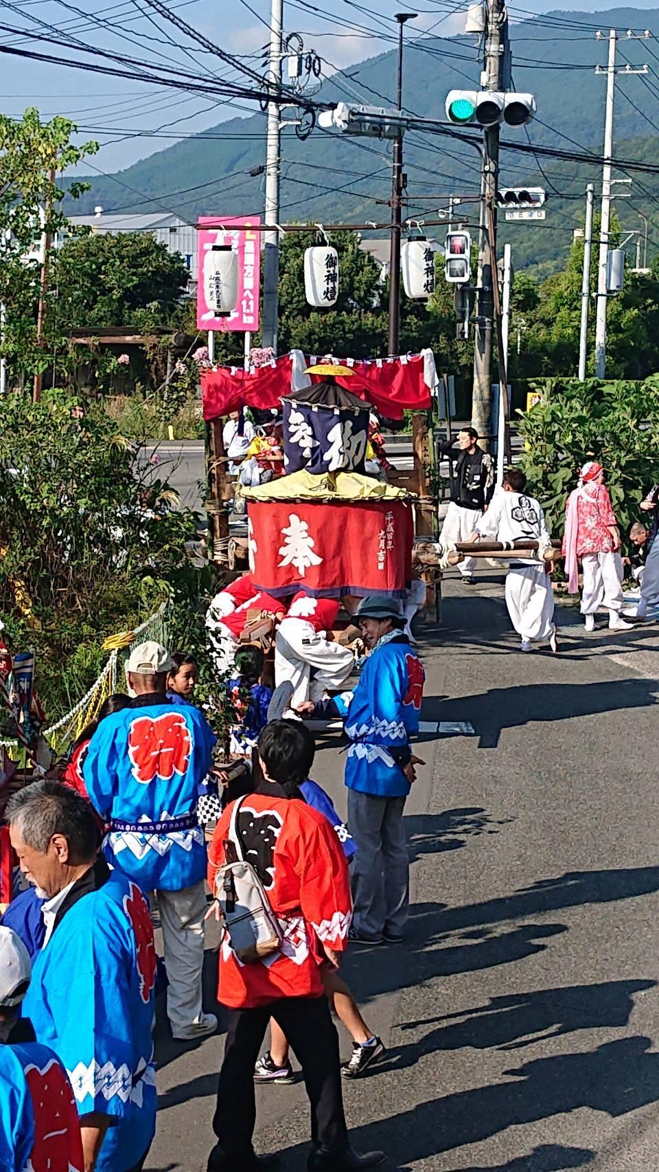 【二神です】三津口のお祭り!神山神社大祭!!_e0175370_18310417.jpg