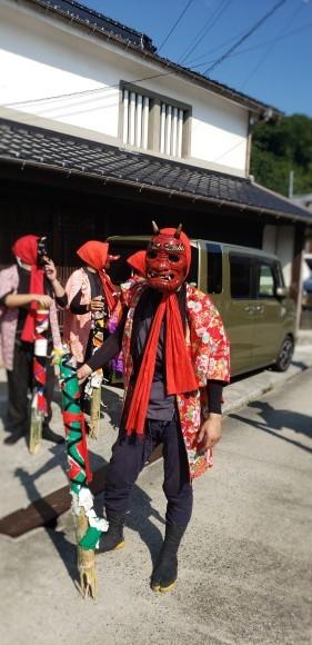 【二神です】三津口のお祭り!神山神社大祭!!_e0175370_18324303.jpg