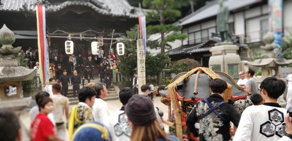 【二神です】三津口のお祭り!神山神社大祭!!_e0175370_18390787.jpg