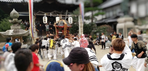 【二神です】三津口のお祭り!神山神社大祭!!_e0175370_18395708.jpg