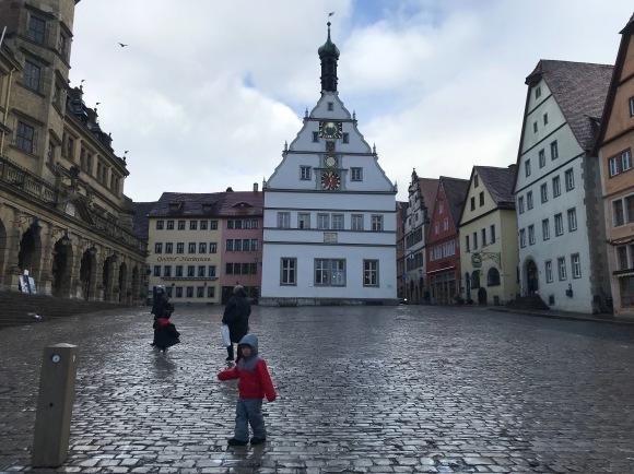 ドイツ縦断旅  ~4日目/ルーテンブルク~_f0047576_09165613.jpg
