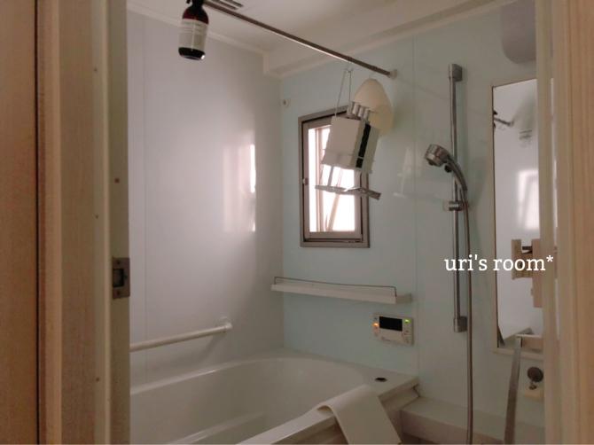 美しく清潔なお風呂場…じゃない、バスルームをキープするために!!_a0341288_15554027.jpg
