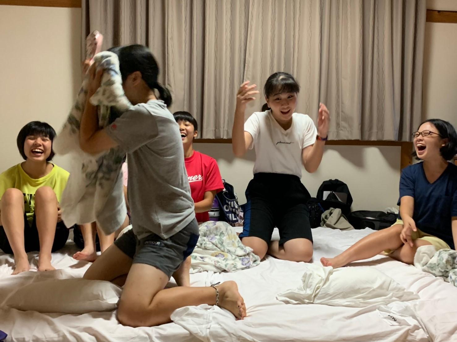 8月の中3福岡県模試の結果と、中3の中間テスト。そしていつまでもネタが尽きない夏合宿の写真。_d0116009_08341239.jpg