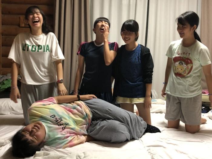 8月の中3福岡県模試の結果と、中3の中間テスト。そしていつまでもネタが尽きない夏合宿の写真。_d0116009_08362186.jpg