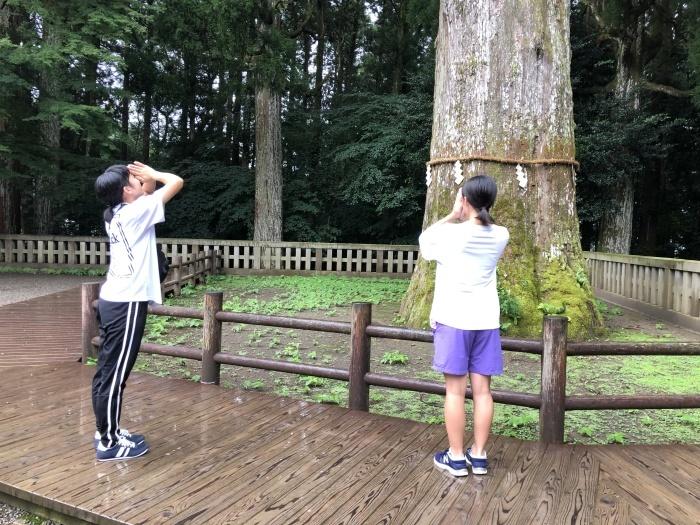 8月の中3福岡県模試の結果と、中3の中間テスト。そしていつまでもネタが尽きない夏合宿の写真。_d0116009_09293832.jpg