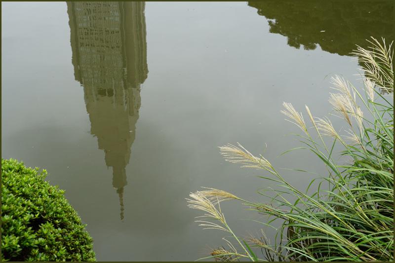 水面に映る風景_b0019313_14405458.jpg