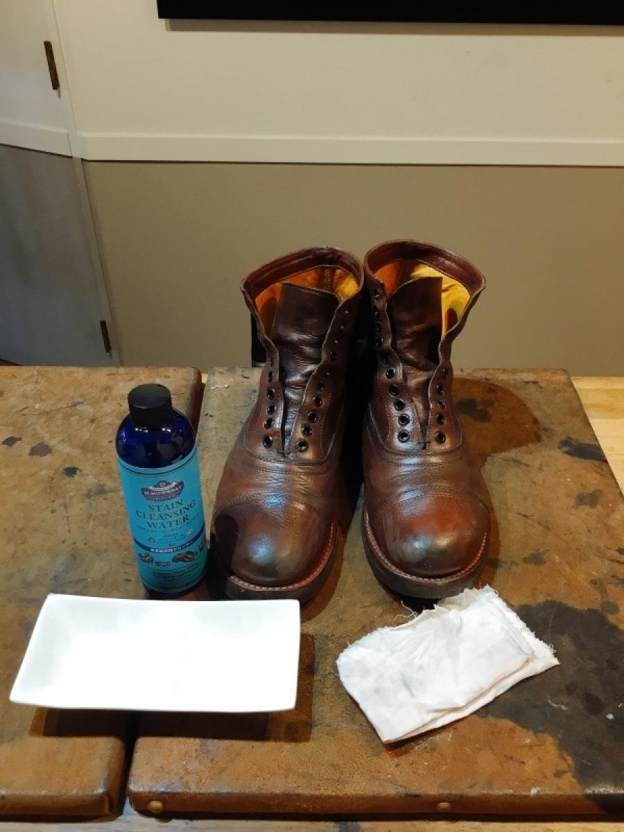 シャワー感覚で靴磨き_f0283816_22322706.jpeg