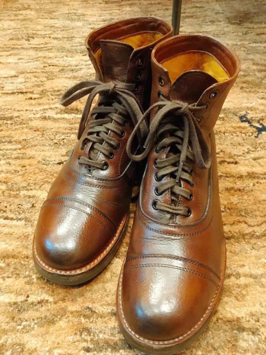 シャワー感覚で靴磨き_f0283816_22325153.jpeg