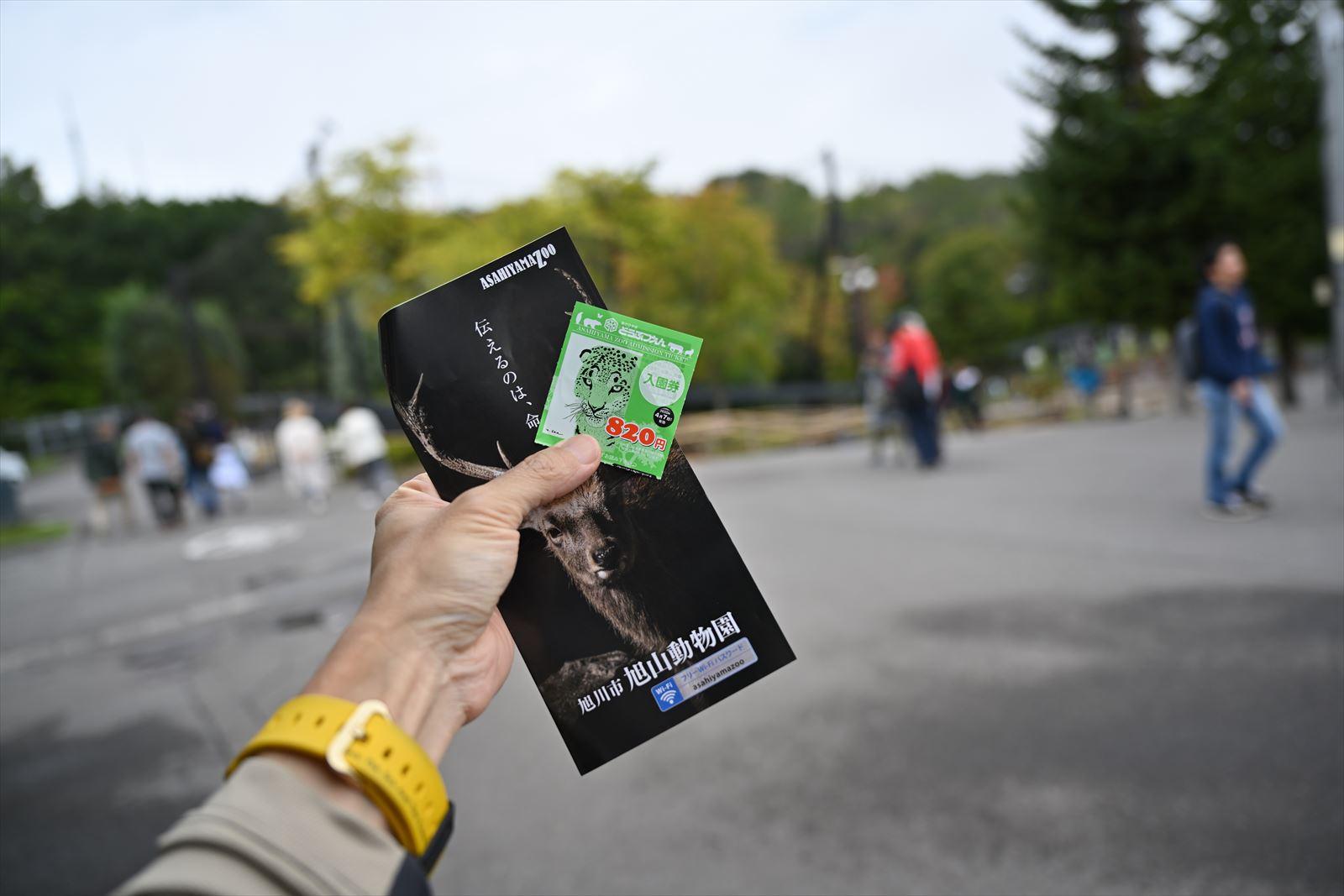 旭山動物園 2019.9.16 その1_a0145819_1227205.jpg