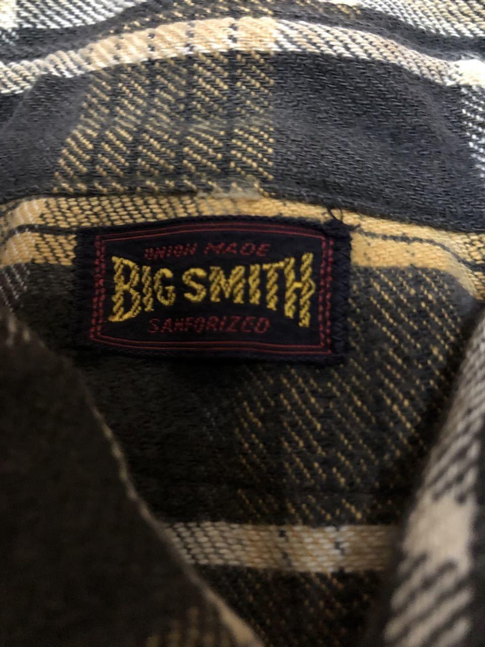 アメリカ仕入れ情報#29  50s~マチ付き BIG SMITH ビッグスミス ネルシャツ! _c0144020_13501331.jpg