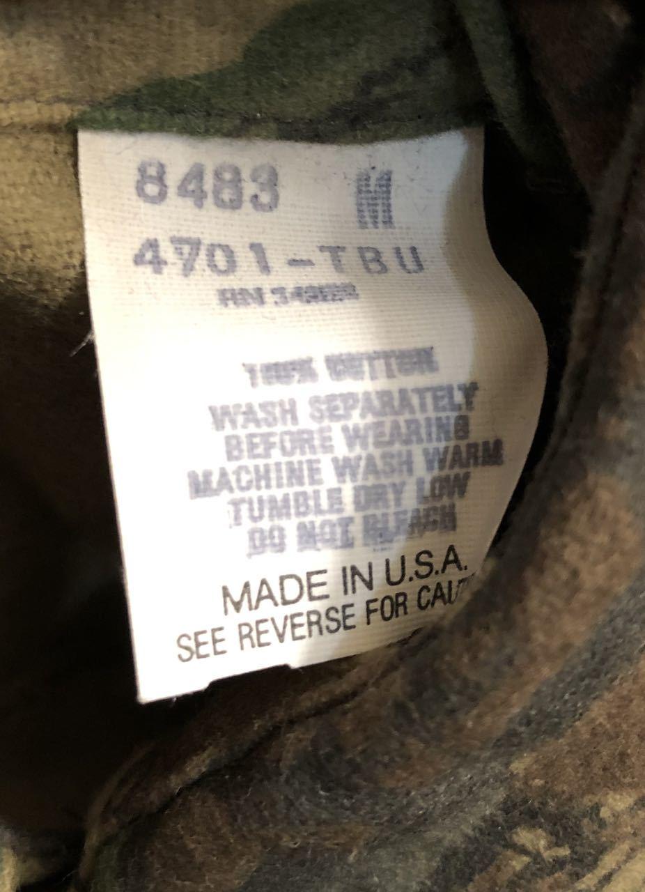 アメリカ仕入れ情報#30 90s デッドストック FIVE BROTHERS all cotton シャモアクロス ネルシャツ!_c0144020_14114748.jpg