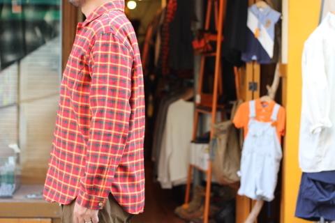 "「dip」在りそうでない \""Pullover Shirt\"" ご紹介_f0191324_07374185.jpg"