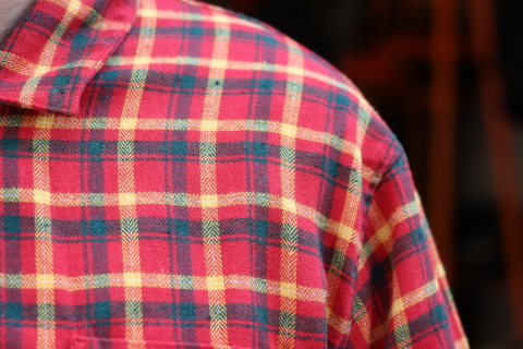 "「dip」在りそうでない \""Pullover Shirt\"" ご紹介_f0191324_07382457.jpg"