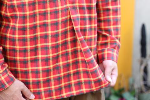 "「dip」在りそうでない \""Pullover Shirt\"" ご紹介_f0191324_07383350.jpg"