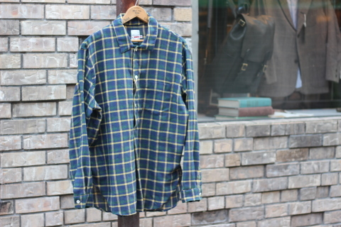 "「dip」在りそうでない \""Pullover Shirt\"" ご紹介_f0191324_07385124.jpg"