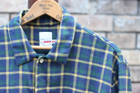 "「dip」在りそうでない \""Pullover Shirt\"" ご紹介_f0191324_07390175.jpg"