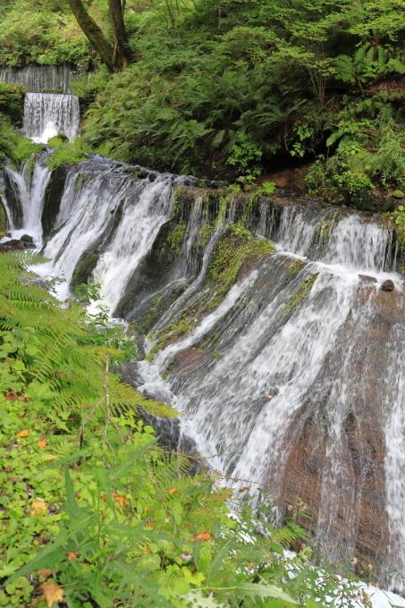 【白糸の滝】軽井沢 - 4 -_f0348831_23150047.jpg