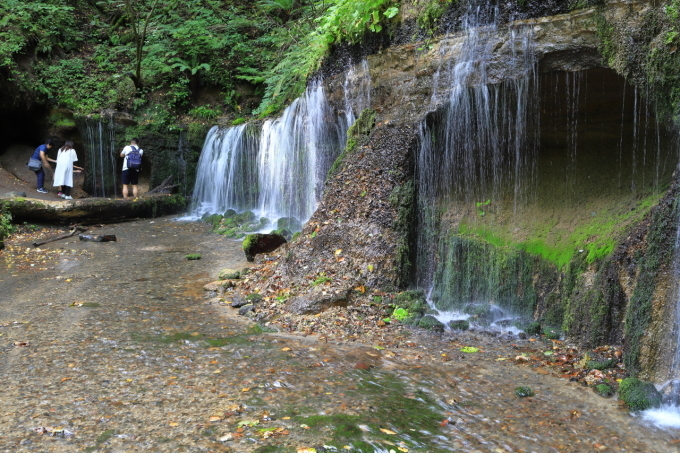 【白糸の滝】軽井沢 - 4 -_f0348831_23150629.jpg