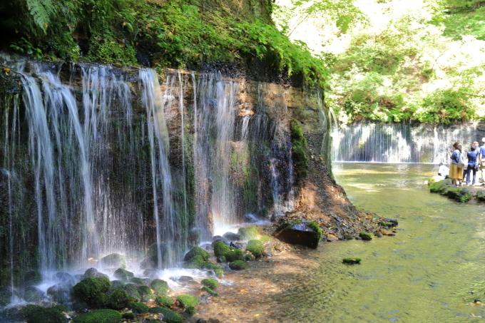 【白糸の滝】軽井沢 - 4 -_f0348831_23150740.jpg