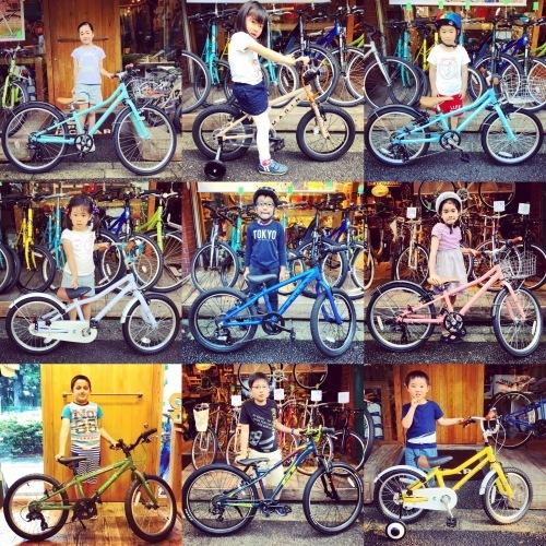『LIPIT KIDS』KIDS キッズバイク 子供自転車 おしゃれ自転車 おしゃれ子供車 ライトウェイ トーキョーバイク マリン ドンキーjr コーダブルーム アッソン GT リピトキッズ_b0212032_16180983.jpeg