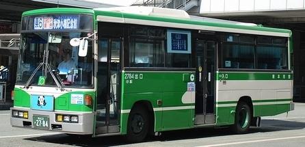 熊本市交通局・熊本都市バスの富士8E架装車_e0030537_23053007.jpg