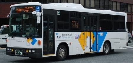 熊本市交通局・熊本都市バスの富士8E架装車_e0030537_23053009.jpg