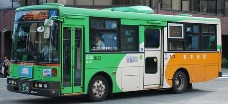 熊本市交通局・熊本都市バスの富士8E架装車_e0030537_23053098.jpg