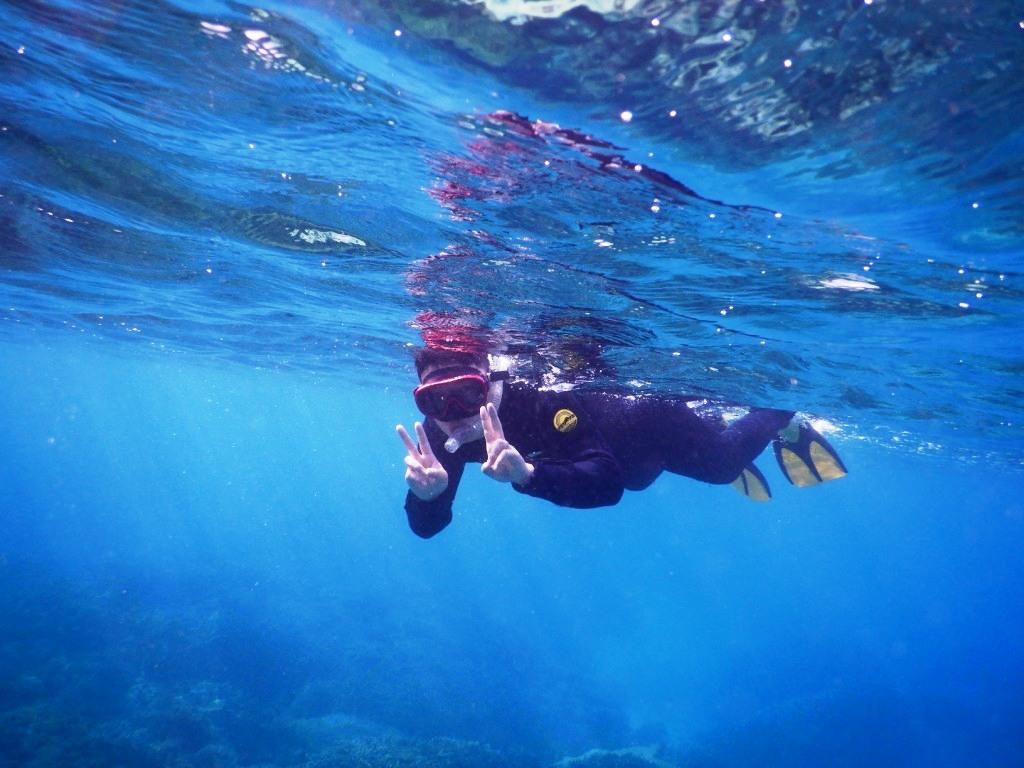 リーフの中でのんびり海遊び~♪_a0189838_10490958.jpg