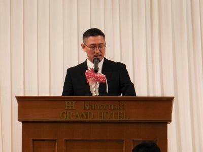 真壁病院開院40周年記念祝賀会_b0199838_10122446.jpg