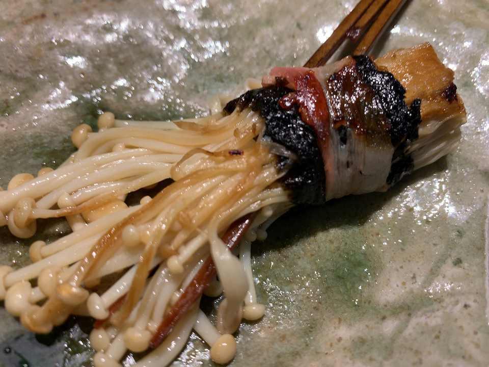 天満の串焼き・鉄板焼「一富士」_e0173645_07205512.jpg