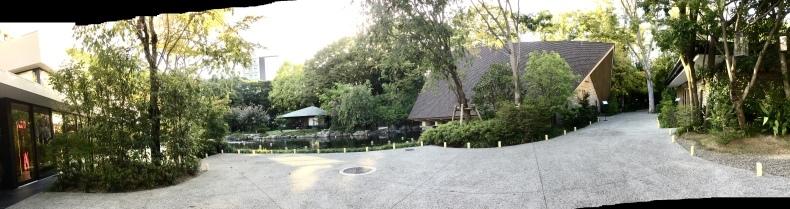 The Garden Oriental Osaka ライブ_f0389753_01090594.jpeg