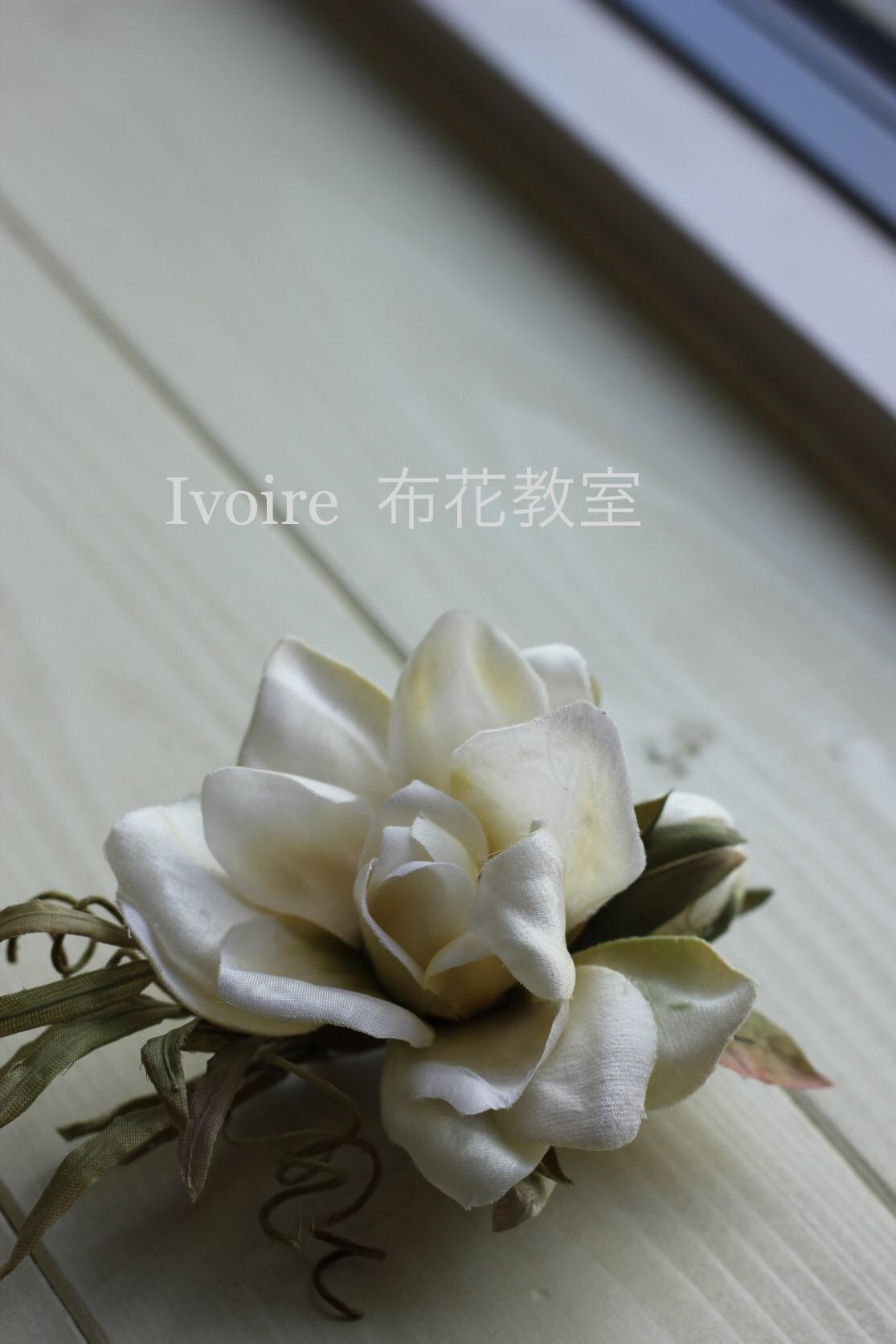 布花教室...♪*゚_f0372557_19253427.jpeg
