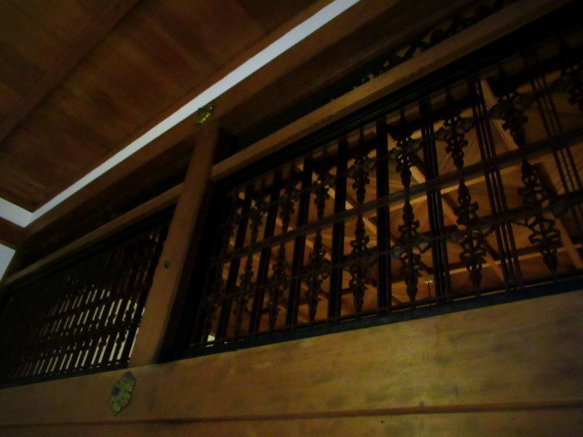 観心寺・創作精進料理 庫裏「KU-RI」* 建物編~お伺いしてきました!_f0236260_22210563.jpg