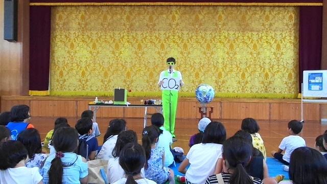 京都エコマジック(9/26)_c0200361_11072012.jpg