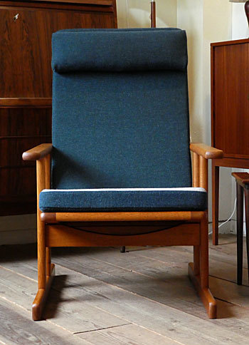 Highback Easy chair (Jorgen Baekmark)_c0139773_17574141.jpg