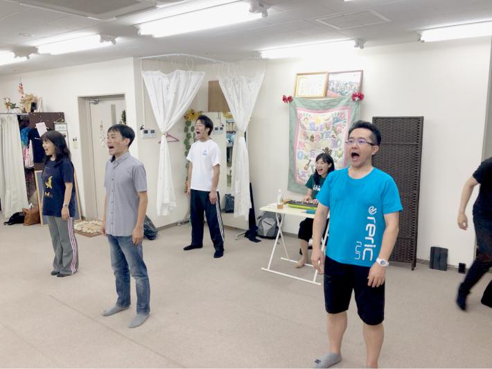 【レッスン日記】鰻を食べる嬉しい気持ちで発声したり、みんなみんなミュージカルスターなミュージカル教室(^^♪_e0397681_05275753.jpg