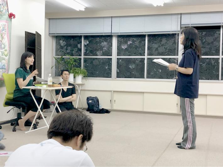 【レッスン日記】鰻を食べる嬉しい気持ちで発声したり、みんなみんなミュージカルスターなミュージカル教室(^^♪_e0397681_05275893.jpg