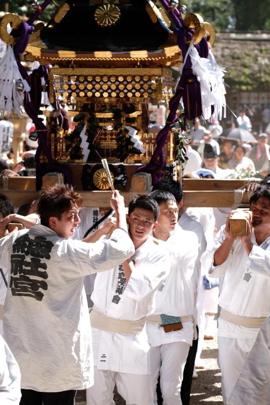 2019年 石岡の祭り <10> 神輿 9月15日_e0143883_05230851.jpg