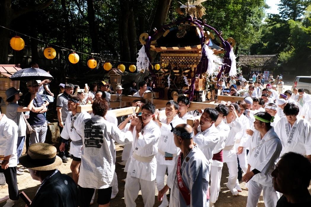 2019年 石岡の祭り <10> 神輿 9月15日_e0143883_05243232.jpg