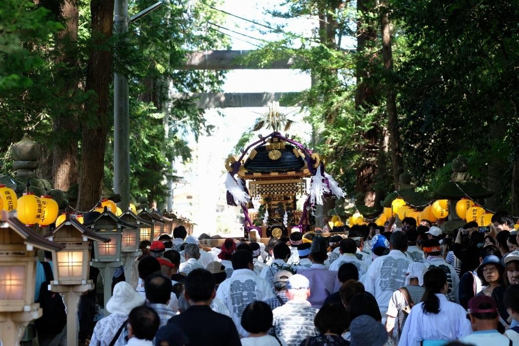 2019年 石岡の祭り <10> 神輿 9月15日_e0143883_05245314.jpg