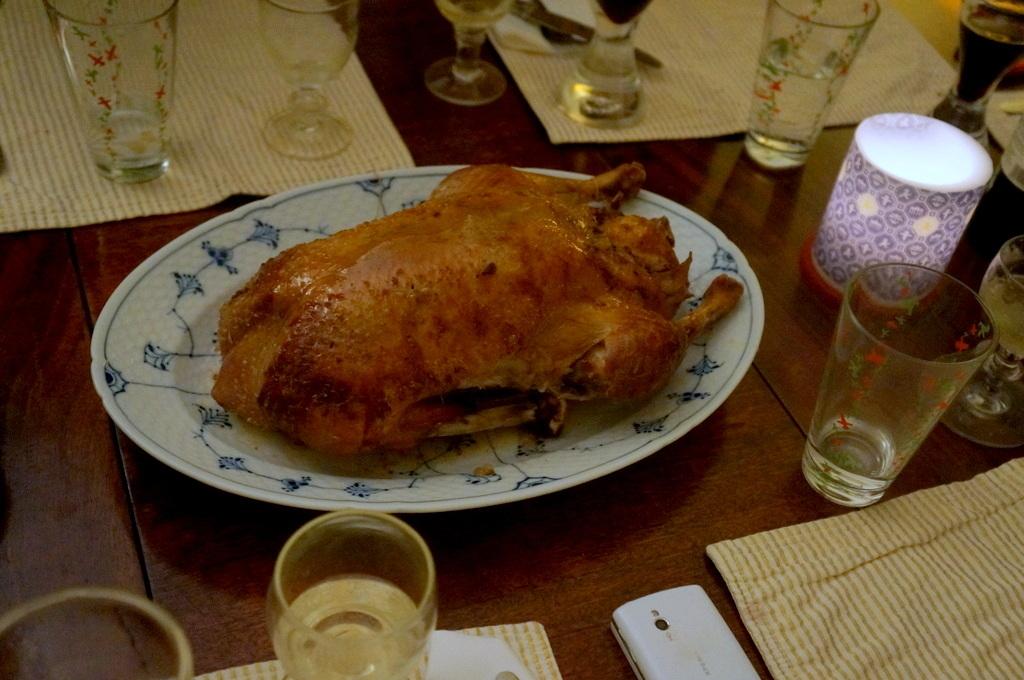 鴨の丸焼きを初めて作った日in2014暮れ_c0180686_15224301.jpg