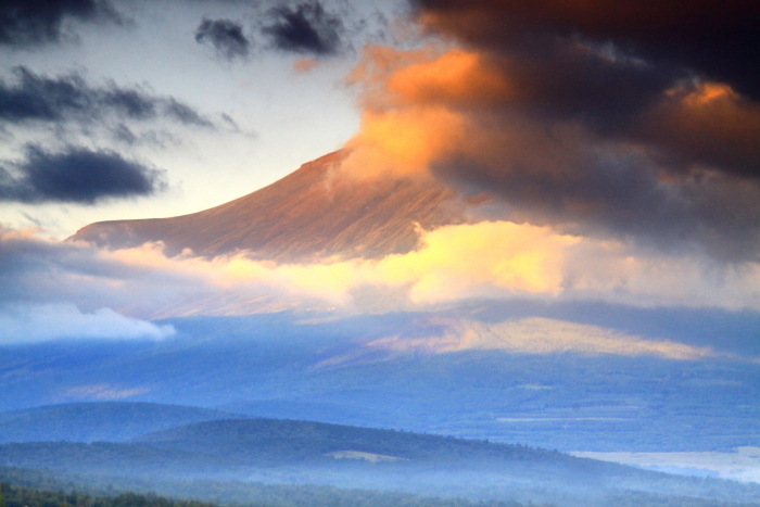 令和元年9月の富士(18)パノラマ台の朝の富士_e0344396_14084599.jpg