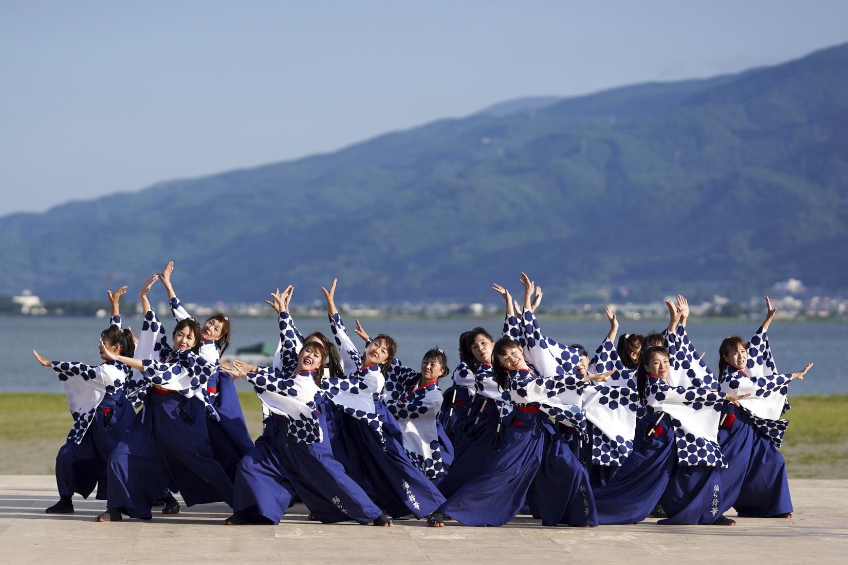 2019諏訪よさこい『踊ら舞華』_f0184198_17231610.jpg