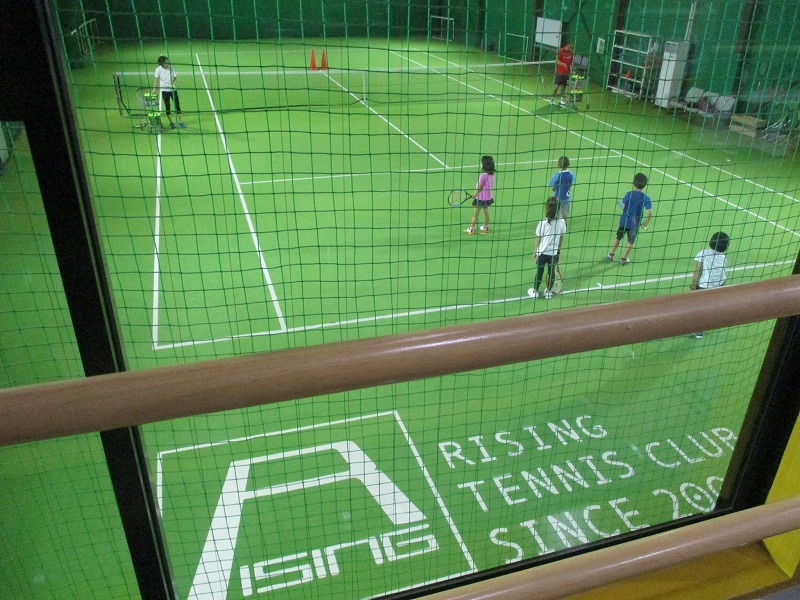 9月21日(土)・・・テニス習い始めました。_f0202703_08002099.jpg