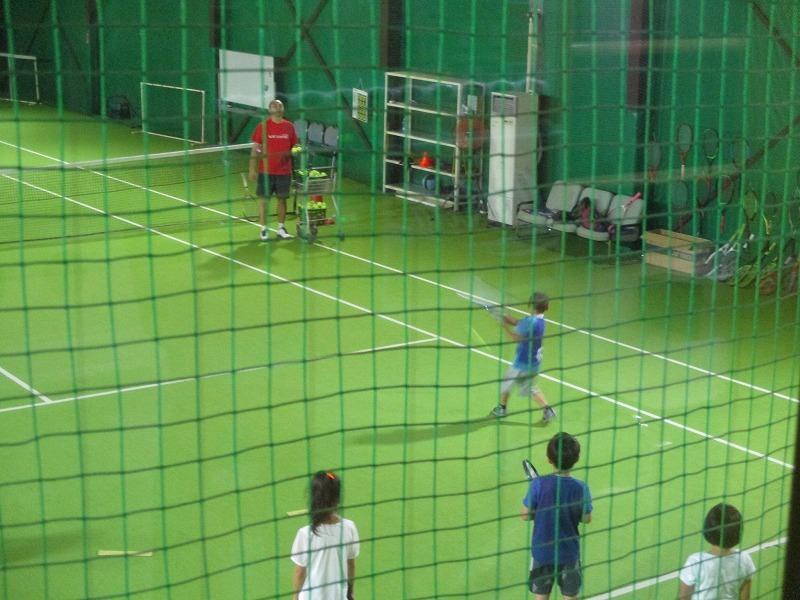 9月21日(土)・・・テニス習い始めました。_f0202703_08013234.jpg