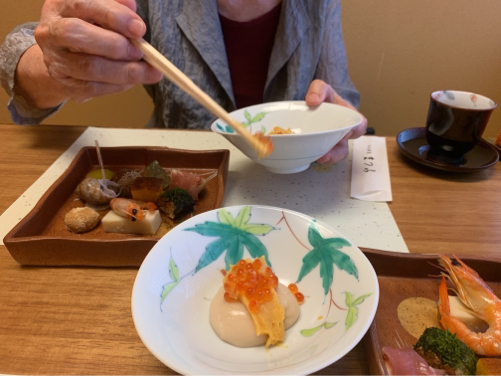 長崎食べんば ④母のチョイスはハズレなし! のさ庵&まつ山_a0140305_00360202.jpg