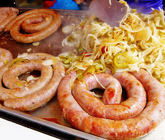 サン・ジェナーロ(San Gennaro)祭の食べ物や屋台の様子 _b0007805_03482634.jpg